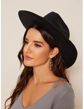 Band Decor Cowboy Floppy Hat