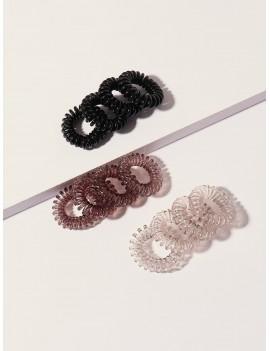 12pcs Elastic Hair Tie