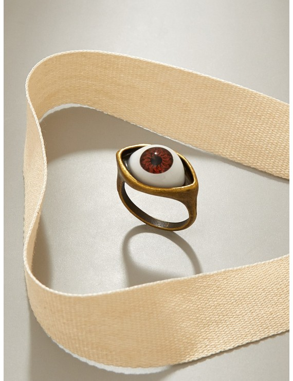 1pc Eye Decor Ring