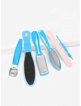 Foot Hard Dead Skin Remover Tool Set 7pcs