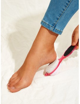 Random Color 4 in 1 Multi-function Foot Cleaner