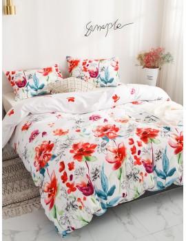 Floral Print Sheet Set