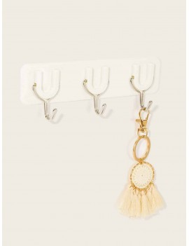 3hooks Wall Sticker Hook