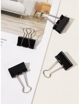 12pcs 25mm Simple Binder Clip