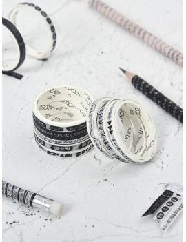 10rolls Simple Slim Masking Tape