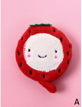 Cartoon Plush Tape Measure 1pc