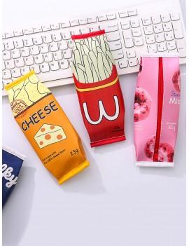 Creative Food Design Pencil Bag 1pc