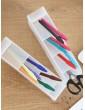 4 Compartment Desktop Pen Holder