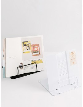 Adjustable Metal Book Holder 1pc