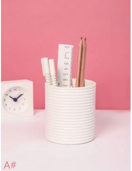 Desktop Cylinder Pencil Holder 1pc