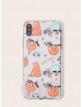 Animal Pattern iPhone Case